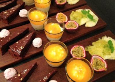 Billede af Samtalemiddag dessert